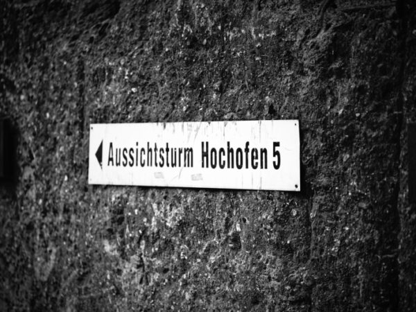 Industrial Steel – Industriepark Duisburg